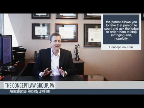 What is a patent and why you need one | Concept Law Group