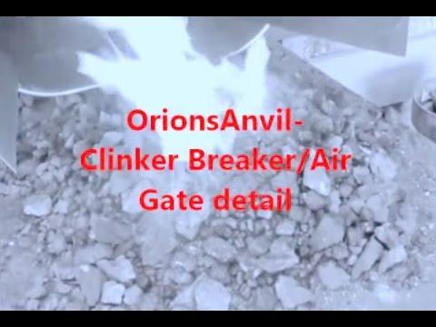 Clinker Breaker / Air Grate Build Detail