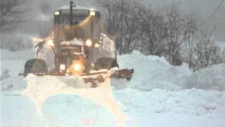 neve 4 febbraio 2012 a tagliata di serrungarina (pu)