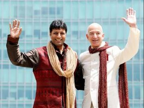 Startup Central | Exclusive Interview With Amazon India Head