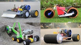 4 Amazing DIY toys - 4 Amazing RC TOYs Ideas