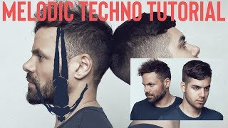 production music live melodic techno template tutorial 2019