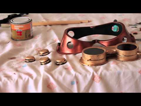 Steampunk Goggles Tutorial