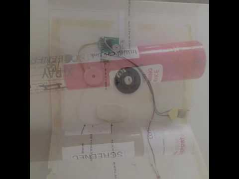 Copy of Mail room letter bomb detection counter IED x-ray training