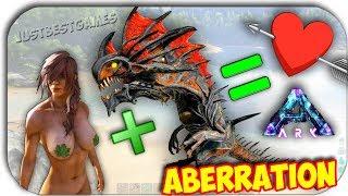 Ark Aberration - КАК ЗАБЕРЕМЕНЕТЬ - ПРИРУЧИТЬ Reaper Queen - ЧУЖОЙ #4