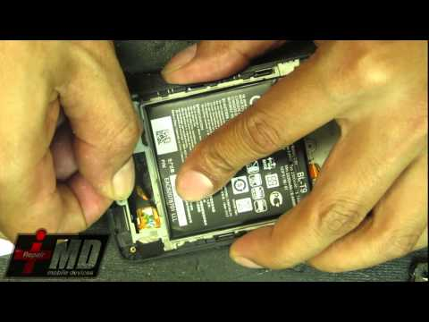 Unboxing and Replacing Nexus 5 Battery - Nexus 5 Back Cover