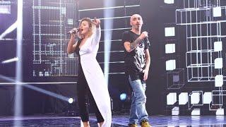 Download Nicoleta Nucă, show pe scena X Factor, alături de Cabron