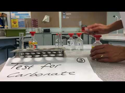 9-1 GCSE Chemistry Required Practical 7
