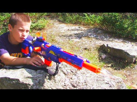 Nerf War: Insane Nerf War 4