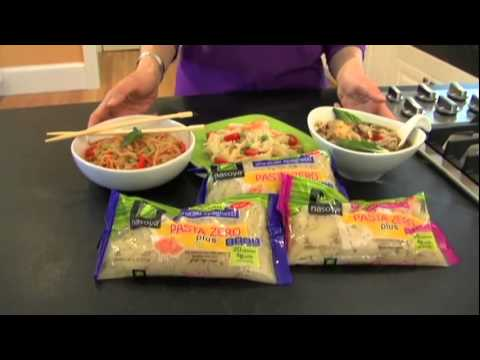 How to Cook with Shirataki Noodles using Pasta Zero