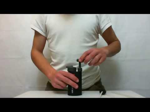 Katadyn Mini Water Filter Review