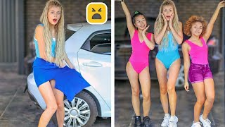 COOL CLOTHES AND BEAUTY HACKS! Smart DIY Beauty Life Hacks For Girls by Mr Degree