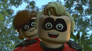 LEGO The Incredibles Walkthrough Finale - Chapter 12: The Final Showdown (The Incredibles)