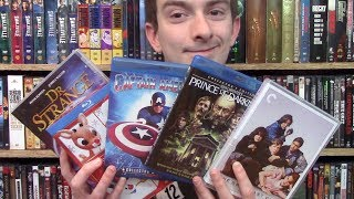 Download Blu-Ray Pickups: More Christmas, Criterion, Bad Marvel Movies Video