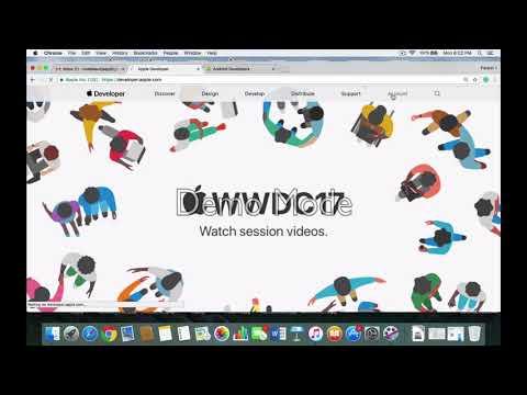 Apple Developer Account Tutorial