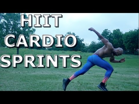 HOW TO BURN FAT WITH HIIT CARDIO SPRINTS | GET OUT RUNNING SCENE by Mr. Go-in