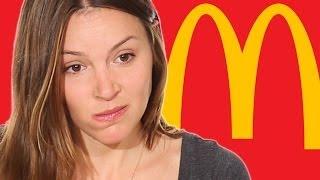 Americans Try McDonald