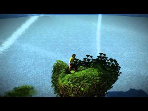 Project Spark Tutorial: Avatar Earthbending - Riding Earth