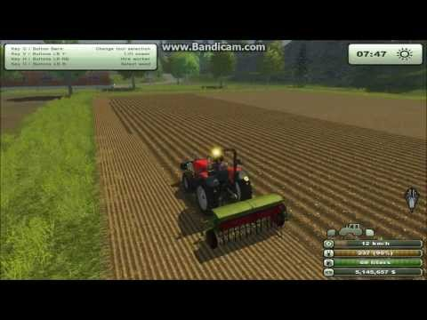 A Newb's Guide to Farming-Simulator 2013 Part 1: Growing Crops