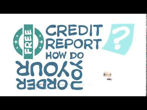 How to get your free credit report AnnualCreditReport.com
