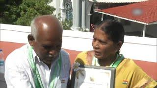Elderly Tamil Nadu couple fights robbers, gets bravery awards
