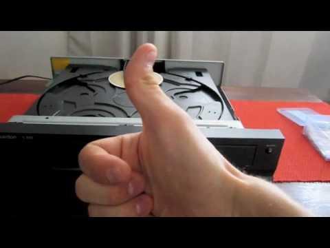 Works again: harman/kardon FL 8300 CD player