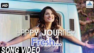 Fresh Song Video - Happy Journey | Marathi Songs | Priya Bapat, Atul Kulkarni, Shalmali Kholgade