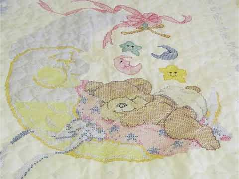 Baby Cross Stitch Quilts