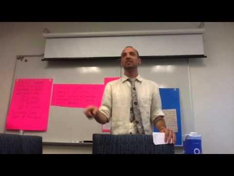 Quitting teaching