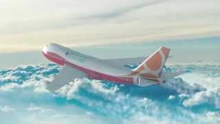 Airplane by Adobe After Effects
