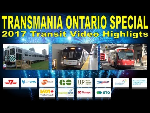 TO SPECIAL - 2017 Transit Video Highlights