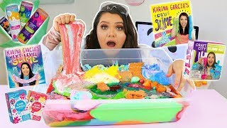 Download Mixing all my Karina Garcia Slimes Video