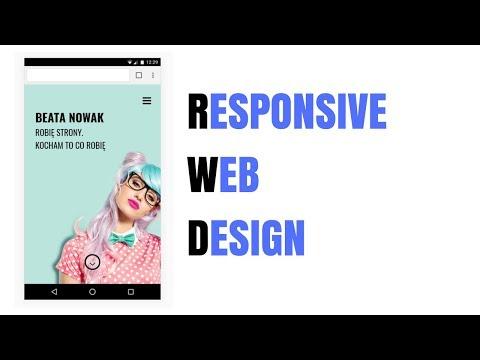 Responsive Web Design - jak to ugryźć. Strona od zera #7