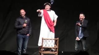 Gianluca Fubelli - Imperatore Giulio Cesare - Olbia 2016