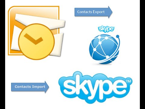 How To Export Your Skype Contacts