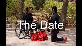 The Most Romantic Love Story With a Twist | Wheelchair Actress | Hindi Short Film Love Story