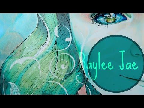 LETS DRAW YOUTUBERS: Baylee Jae!!