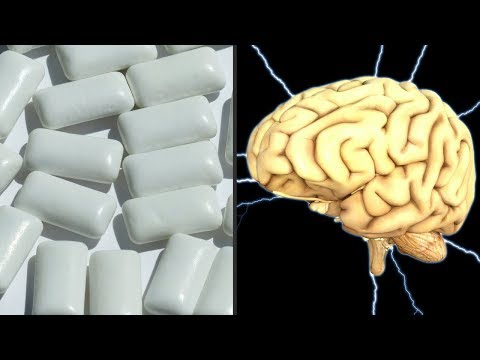 DISCOVER what chewing gum does to your brain!!! | How to increase concentration power in studeis