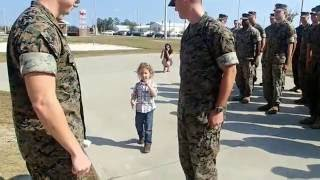Best Marine Corps Promotion Ever!!!!