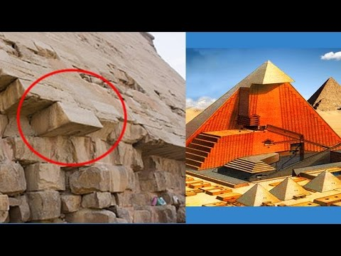 Great Pyramid of Giza: Introduction & Basic Info - Ancient Egyptians - Lost Ancient Technology