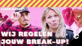 Nesim & Bobbie: JOUW BREAK-UP SERVICE - CONCENTRATE #LIKEN=KIJKEN