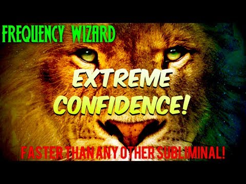 ⚡️GET EXTREME SUPERNATURAL CONFIDENCE FAST! BINAURAL BEATS MEDITATION HYPNOSIS FREQUENCY SPELL