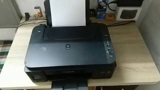 HOW TO FIX CANON G 2000 G3000 BLINKING 7 TIMES !!! INK ABSORBER FULL