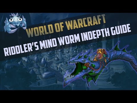 Ridder's Mind-Worm Mount Guide - In-depth Run Through of How to and Where