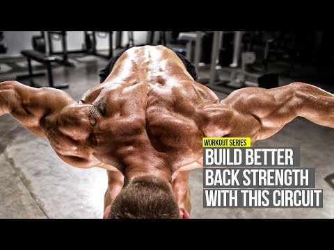 Build Better Back Strength - SUPERSET CIRCUIT