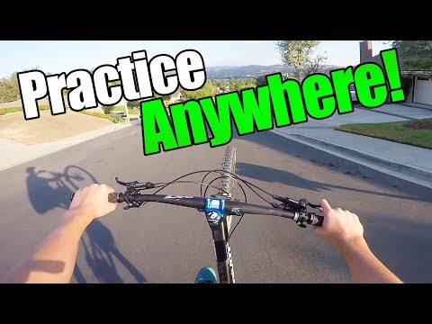 5 MTB Skills You Can Practice Anywhere!
