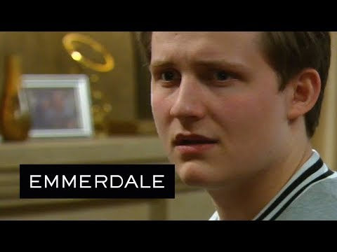 Emmerdale - Will Lachlan Lose His Virginity to Belle or a Prostitute?
