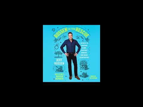 Rossen To The Rescue | Jeff Rossen in studio