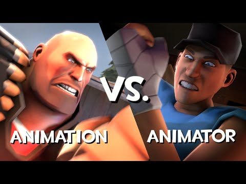 Animation vs. Animator (Saxxy 2014 - Winner of Best Overall)