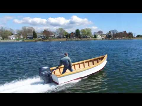 Building the TotalBoat work skiff - I love it when a skiff comes together (Episode 37)